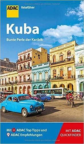 ADAC-Reiseführer: Kuba-Bunte Perle der Karibik
