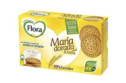 Flora Galletas Maria Dorada - 400 g