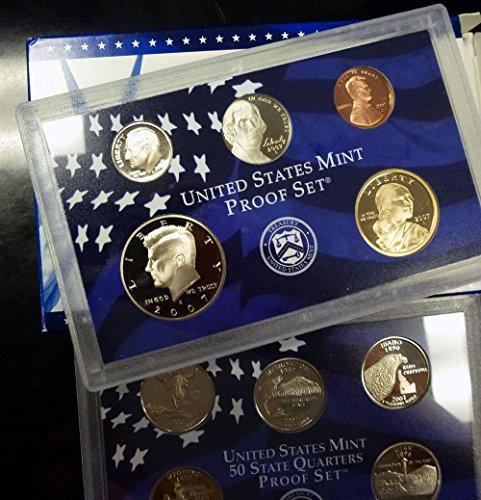- 2007 S US Mint 14 Piece Proof Set