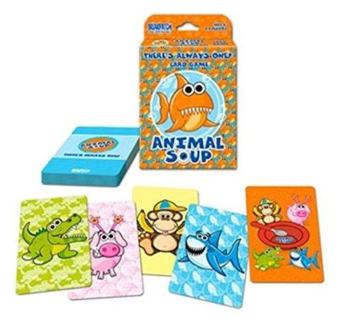 Animal Game Soup - Animal Soup Card Game