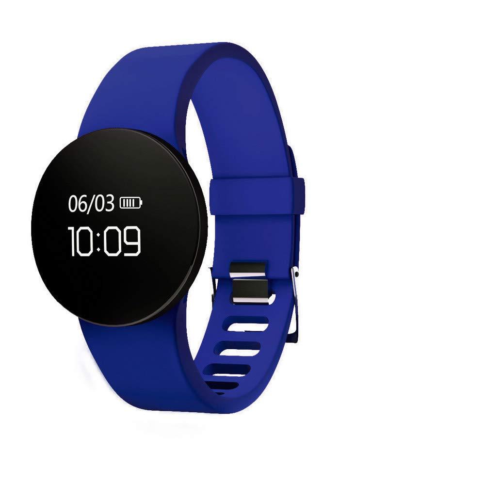 Cebbay Reloj Inteligente TLWD3 a Prueba de Agua Ritmo cardíaco, presión Arterial, Monitor de oxígeno Reloj Deportivo Reloj electronico Reloj de Hombre Reloj ...