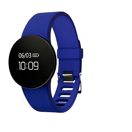 Cebbay Reloj Inteligente TLWD3 a Prueba de Agua Ritmo cardíaco, presión Arterial, Monitor de