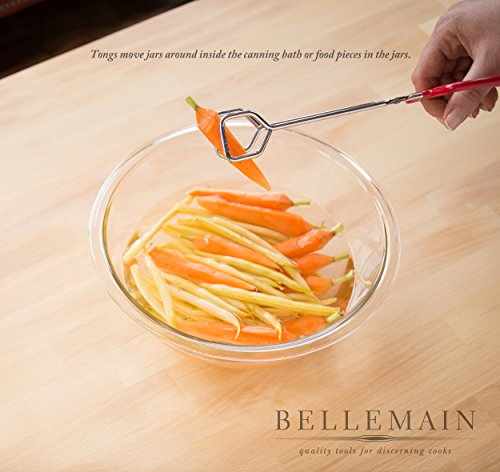 Bellemain 6 Piece Canning Tool Set - Vinyl Coated Stainless Steel by Bellemain (Image #6)