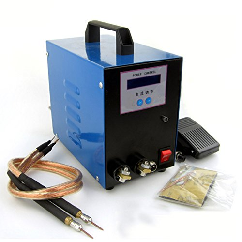 High-power Handheld Spot Welder 18650 Battery Welding Machine 10KVA 220V