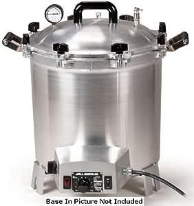 All-American 41.5 Quart Electric Sterilizer - 120 Volt, 50/60 Hz 1650 Watts/6.88 Amps