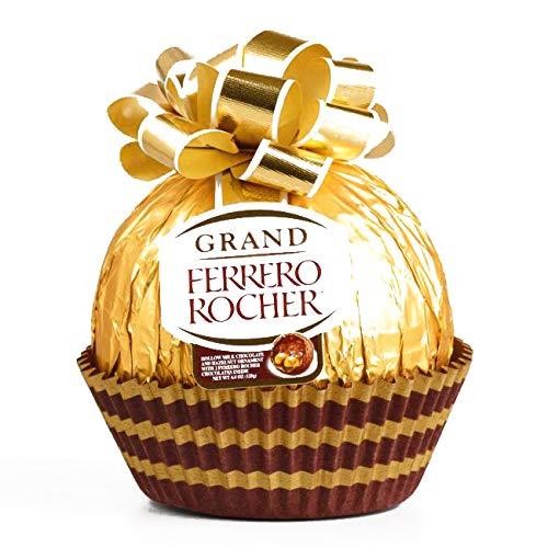 Ferrero Rocher Grand Chocolate 4.4 oz each (1 Item Per Order, not per case)