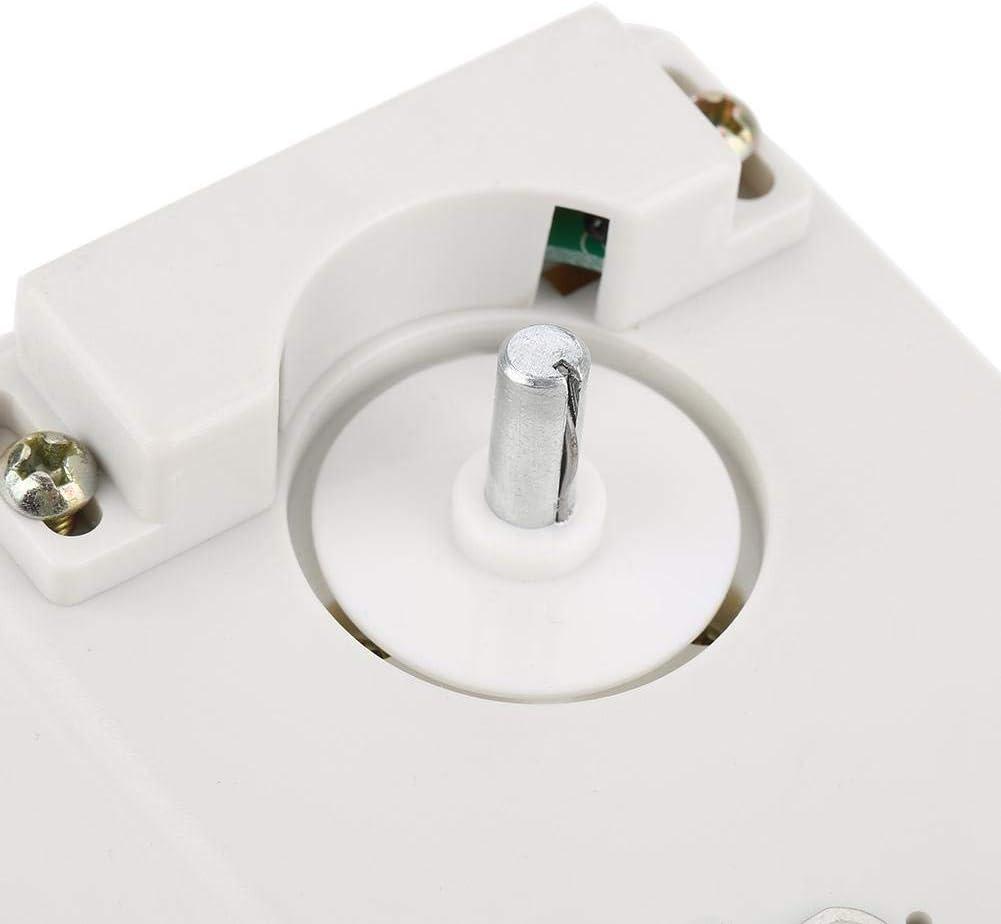 Jarchii Bobinadora de Coser bobinadora el/éctrica de 220V Accesorio de m/áquina de Coser de Hilo autom/ático Pr/áctico para m/áquinas de Coser industriales dom/ésticas