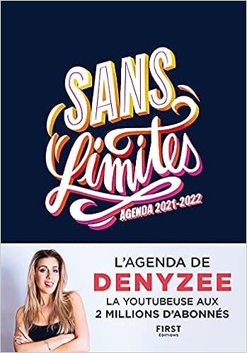 Amazon.fr - L'Agenda de Denyzee 2021-2022 - DENYZEE - Livres