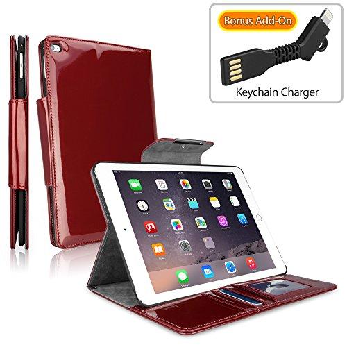 BoxWave Patent Leather Clutch Apple iPad Air