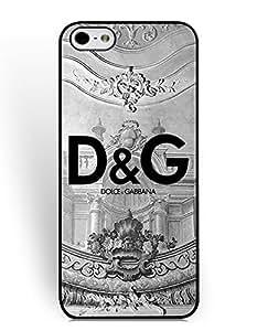 D&G Logo Iphone 6/6S (4.7 Inch) Funda Case Dustproof Cover Funda Case for Iphone 6S