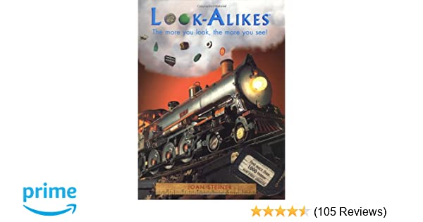 3199fc8f4efa66 Amazon.com  Look-Alikes  The More You Look
