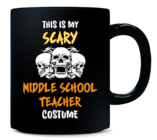This Is My Scary Middle School Teacher Costume Halloween - Mug -