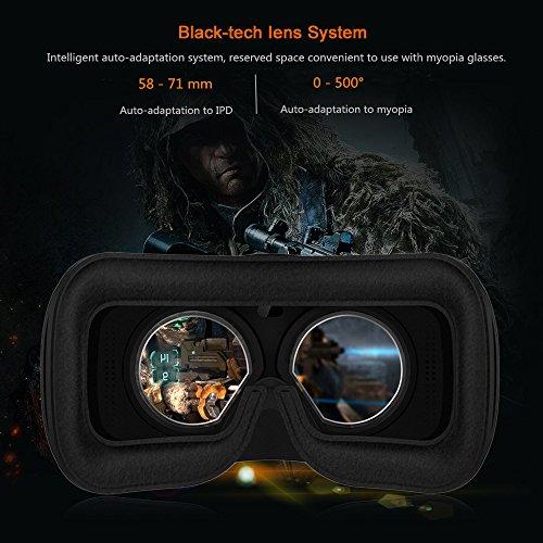 PIMAX 4K VR - Virtual Reality Glasses Headset 1000Hz Dual
