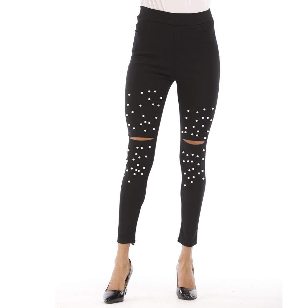 iLUGU Fashion Women Stretch Jeans Female High khaki shorts for Women Waist Stretch Slim Sexy Pencil Pants