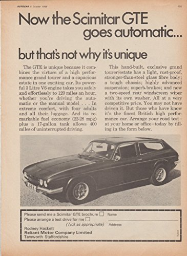 1970-reliant-scimitar-gte-automatic-grand-tourer-estate-vintage-non-color-ad-uk-fantastic-original-