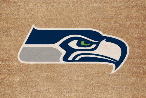 Seahawks Welcome Mats Seattle Seahawks Welcome Mat