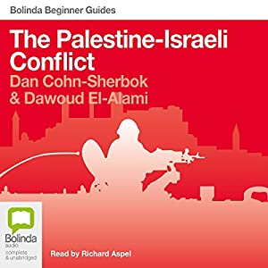 The Palestine-Israel Conflict Audiobook