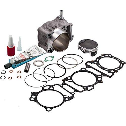 Cylinder Piston Gasket Top End Kits for Suzuki LTZ 400 434cc Big Bore 2003-2013