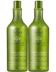 Inoar Kit Shampoo 1l + Condicionador 1l Argan