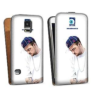 Diseño para Samsung Galaxy S5 DesignTasche black - Optik Records