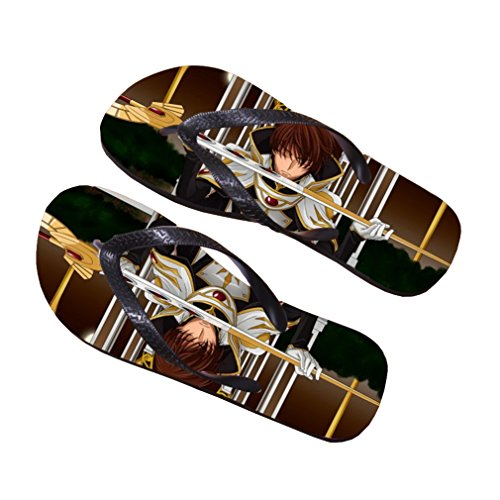 Bromeo Code Geass C.C. Anime Unisex Flip Flops Chanclas 472