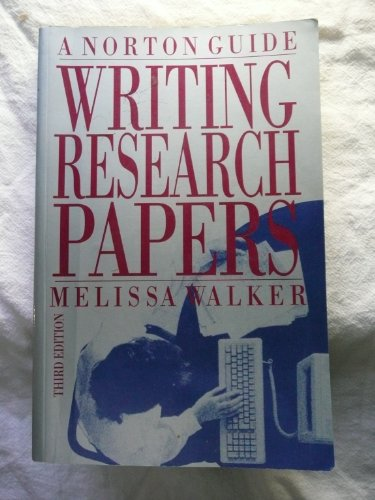 Guide norton papers research writing