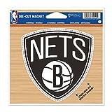 NBA Brooklyn Nets Die-Cut Magnet