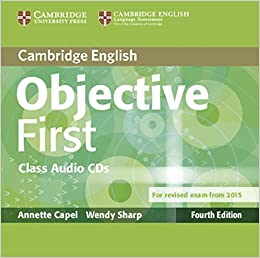Objective First/Fourth Ed./Class Audio CDs (2): Amazon.es: Libros ...