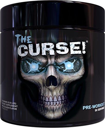 Cobra Labs The Curse Supplement, Pina Colada, 250 Gram