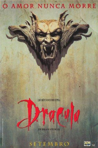 Bram Stoker's Dracula Poster Brazilian Gary Oldman Winona Ryder Anthony Hopkins