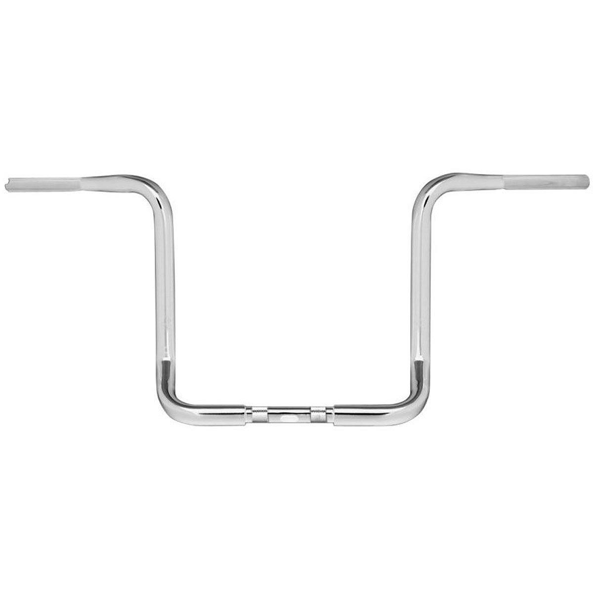 Burly B12-2001C 1.25'' Tube Bagger Bar, 1 Pack