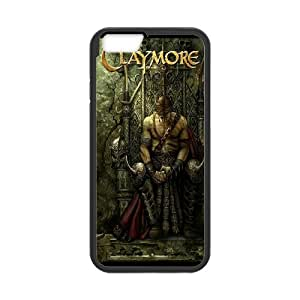 Custom Case Claymore for iPhone 6 Plus 5.5 Inch Z6S9238403