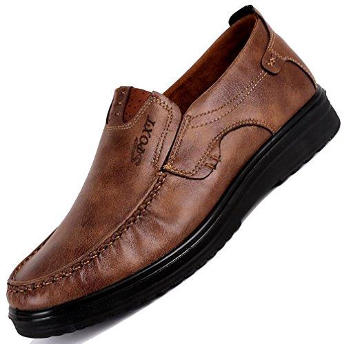 Antidérapant Marcher Pour Respirant Large Pied Basket Chaussons Sans Lacet 47 Homme À Chaussure Léger 38 Sneakers Beige Mode qwXIx76