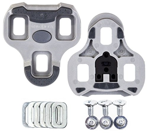 Look Keo pedal cleats (Color: grey)