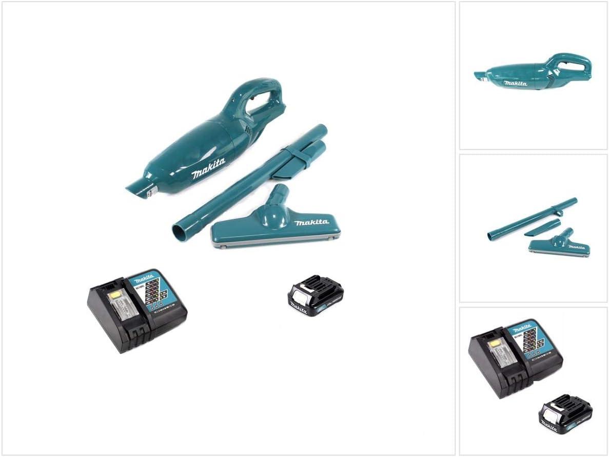 Makita CL 106 RFDF1 - Aspiradora con batería (10,8 V, incluye ...