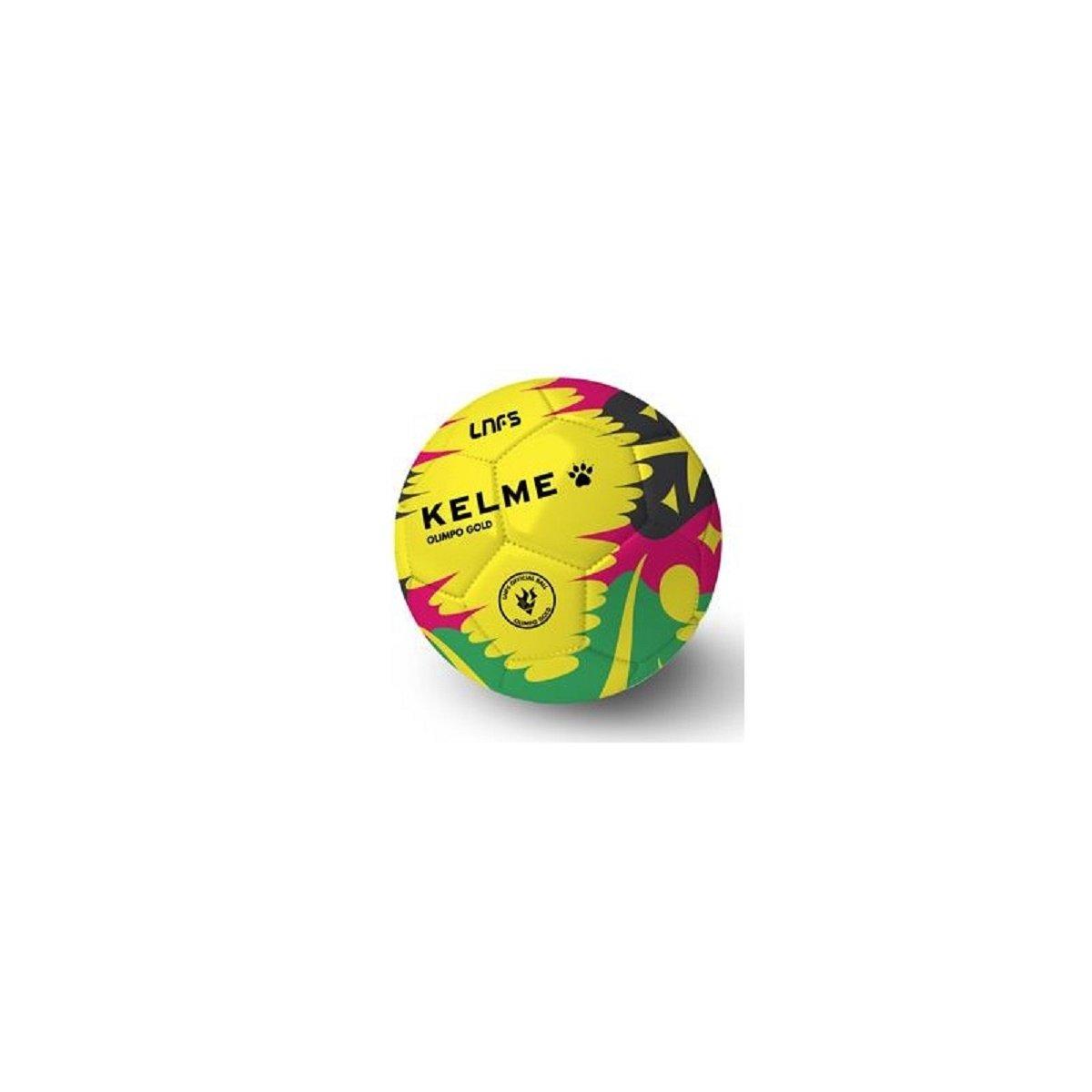 Balón Fútbol Sala Kelme Olimpo Gold RÉPLICA - Temporada 2017/2018 90157-0944