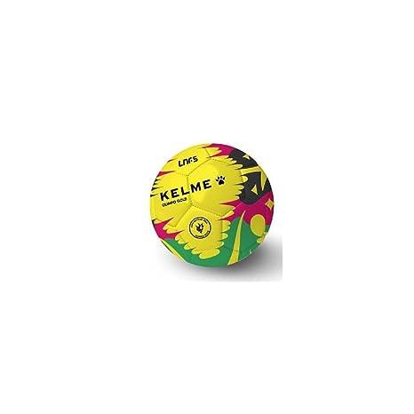 Balón Fútbol Sala Kelme Olimpo Gold RÉPLICA - Temporada 2017/2018 ...