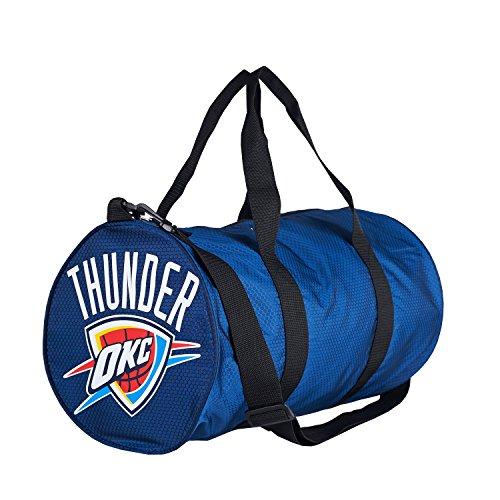 UPC 020841033791, NBA Oklahoma City Thunder Duffle Bag, One Size, Navy