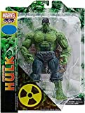 unleashed hulk marvel select - Marvel Select Exclusive Action Figure UNLEASHED Hulk [Green]