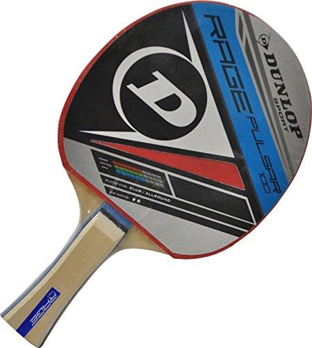 Dunlop BT Rage Pulsar 100 Table Tennis Bat by Dunlop