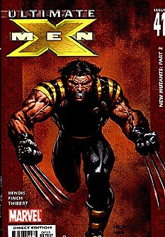 Download Ultimate X-Men (2000 series) #41 pdf epub