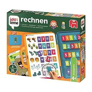 Disney Jumbo Spiele 18078'I Learn Math Educational Game