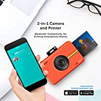 Polaroid Snap Touch 2.0 - Cámara digital portátil instantánea de ...