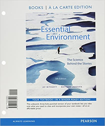 Essential environment the science behind the stories books a la essential environment the science behind the stories books a la carte edition and modified masteringenvironmentalscience with pearson etext valuepack fandeluxe Image collections