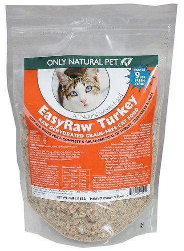 Only-Natural-Pet-EasyRaw-Dehydrated-Cat-Food-Turkey-15-lb