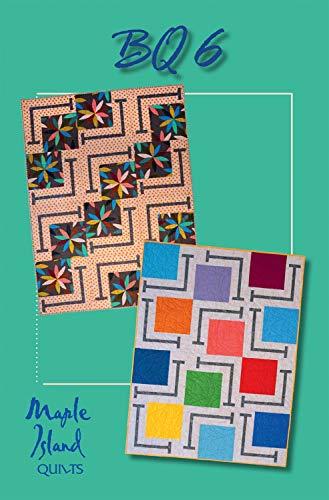(Maple Island Quilts MIQ243 BQ6 Pattern)