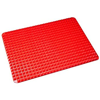 Amazon Com Silicone Air Flow Baking Mat Kitchen Amp Dining