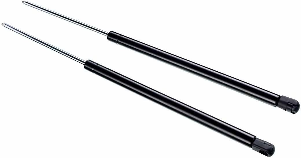Set of 2 Rear Window Glass Lift Support Struts Gas Shock Springs for Chevrolet Astro GMC Safari 1992-2000