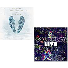 Ghost Stories - Live 2012 - Coldplay Greatest Hits Live 2 Album Bundling CD + DVD