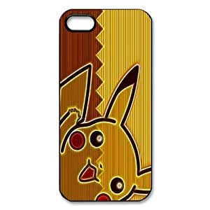 Mystic Zone Pikachu iPhone 5 Case for iPhone 5 Cover Japanese Classic Cartoon Fits Case WSQ0823